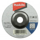 Шлифовальный диск по металлу Makita A36P 100х6х16мм A-80911
