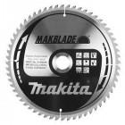 Диск по Дереву пильный Makita Makblade 260мм*30мм 60зуб (B-29240)